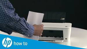 Hp Printer Light Keeps Blinking Printing A Test Page On The Hp Deskjet 1510 And Deskjet Ink Advantage 1510 Printer Series
