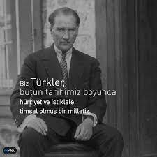 Atatürk Sözleri | Mustafa Kemal Atatürk'ün En Güzel ve Kısa Sözleri