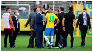 Brazil vs Argentina suspended to deport ...