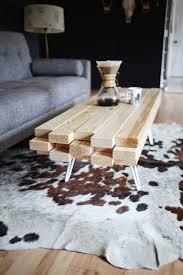 Artsy Coffee Tables 15 Beautiful Cheap Diy Coffee Table Ideas