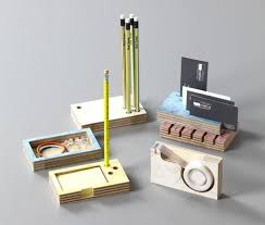 cool desk organizers. Wonderful Cool 20 CrazyCool Desk Organizers For Your Inspiration  Hongkiat  HSupplies  Kit Made Of Birch Plywood And Traditional Korean Paper Hanji Kit  In Cool C