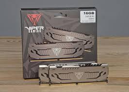 Обзор модулей памяти Patriot Viper <b>Steel</b> DDR4-3866 16 ГБ - ITC.ua