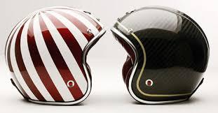 ruby custom designer motorcycle helmets