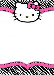 invitation card hello kitty hello kitty invitation card rome fontanacountryinn com