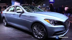 2018 genesis v8. beautiful genesis 2018 genesis g80 luxury  exterior and interior walkaround 2016 la auto  show youtube and genesis v8 a