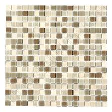 mohawk glass mosaic tile and stone mosaic tile matrix 4 suede blend 5 8 x throughout mohawk glass mosaic tile stone