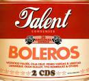 Talent Condensed: Boleros