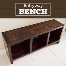 storage bench wood diy entryway bench with shoe storage new diy shoe storage bench free