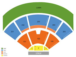 Veterans United Home Loans Amphitheater Seating Chart