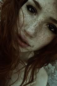 dahlia bites piercing tumblr.  Bites Auburn Hair Brown Eyes Freckles Ginger Girl  Inspiring  To Dahlia Bites Piercing Tumblr S
