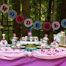 Alice In Wonderland Decoration Similiar Alice In Wonderland Tea Party Keywords
