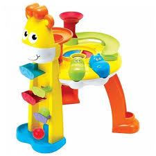 <b>Развивающая игрушка B</b> kids Веселый жираф — купить по ...