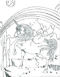 Free Unicorn Coloring Pages Free Unicorn Coloring Pages Unicorn