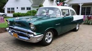 1957 Chevy 150 2 Door Sedan For Sale~283~Auto~Pwr Brakes~NEW PAINT ...