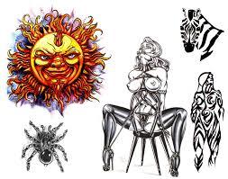 солнце эскизы татуировок фотоальбом Brothers Tattoo сайт