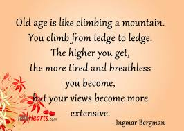 Old Age Quotes Classy 48 Best Old Age Quotes And Sayings