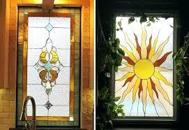 stain glass window insert stain glass window inserts cool decorative glass window inserts pictures best inspiration