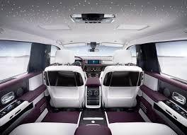 2018 Rolls-Royce Phantom VIII Review, Interior, Engine, Pictures ...