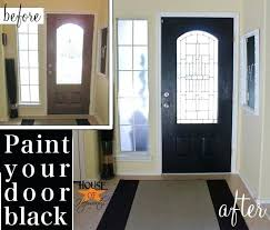 interior front door colors fascinating painting your about remodel best design with inside30 inside