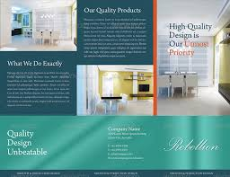 Interior Design Brochure Template Custom 44 HD Brochure Templates Free PSD Format Download Free