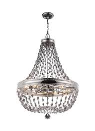 f2914 12pn 12 light malia chandelier polished nickel