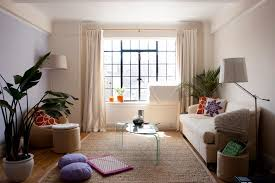 Engaging Interior Design For Small Space Apartment With Decorating Spaces  Decoration Home Security Ideas