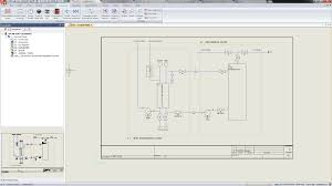 solidworks electrical piping instrumentation solidworks electrical p id 2d diagram