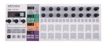 USB <b>MIDI контроллер Arturia BeatStep Pro</b>