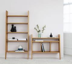 Lean Against The Wall Shelves Wide Drawer Varnished Furniture Classic  Design Strong Wooden