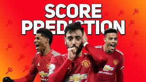 TUS & Fan Score Predictions: Burnley vs Manchester United