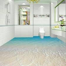 Für den fußboden müssen fliesen mit getrommelter, grob geschliffener oder geflammter oberfläche gewählt werden. 3d Fliesen Ideen Fur Das Badezimmer Badezimmer Bodenbelage Fliesen Diy Zenideen