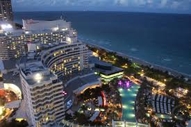 Miami 2 Bedroom Suites Fontainebleau Hotel Miami Beach Review And Tour Tresor Bay View