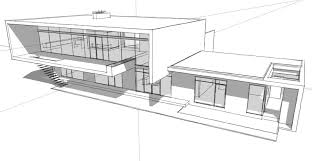 modern architectural drawings. Modern House Drawings Architectural Houses Building Plans Online | #80585 W