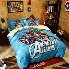 marvel queen bedding marvel avengers assemble bed in a bag twin queen bedding set 6