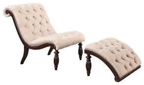 chair ottoman set. Accent Chair And Ottoman Set For Popular Of Upholstered Tufted Lounge With