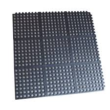 Kitchen Rubber Floor Mats Anti Fatigue Mats Rugs Flooring The Home Depot