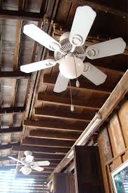 the ceiling fan match the ceiling color