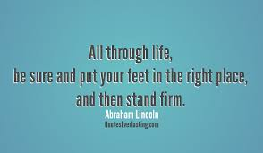 Famous Quotes About Feet