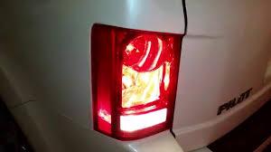 2006 Honda Pilot Brake Light Bulb Replacement 2009 2015 Honda Pilot Suv Testing Tail Lights After Changing Bulbs Brake Turn Signal Reverse