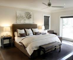 Brown Headboard - Transitional - bedroom - Elsa Soyars