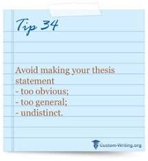 college essay writing tip motivation never call your best   college essay writing tip motivation avoid making your thesis statement too