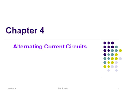 alternating current diagram. alternating current circuits diagram
