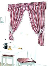 red kitchen valance swag curtains galore swags bedroom bright and turquoise blackout curta