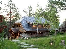 small rock house plans stone cottage castle