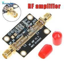LNA 0.05-4GHz NF=0.6dB RF Amplifier Ultra-Low Noise High Linearity FM HF  VHF/UHF