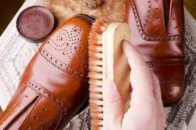 Schoenen poetsen tips