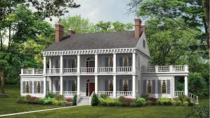 Surprising idea southern plantation house plans with wrap around porch 11 floor style designs from floorplanscom