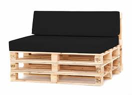 Pallet Seating Garden Furniture DIY Trendy Foam Cushions with