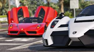 Ferrari Enzo & Gemballa MIG-U1 [Add-On | Tuning] - GTA5-Mods.com