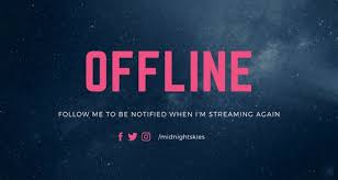 Twitch Banner Template Sample Get Sniffer
